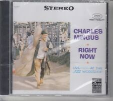 Charles Mingus / Right Now: Live at the Jazz Workshop (NEU!)