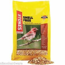 6 Pack Stokes Select 5 # Bag Shell Free Mixed Seed Bird Seed Food 9267