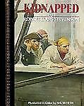 Kidnapped by Robert Louis Stevenson c1989, VGC Hardcover, We Combine Shipping