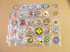 POG SERIES 2 COMPLETE SET of ALL 60 WITH POG PAGES AWESOME SET