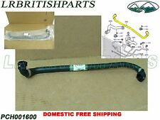 LAND ROVER HOSE RADIATOR TO THERMOSTAT RANGE ROVER 03- 05 NEW OEM PCH001600