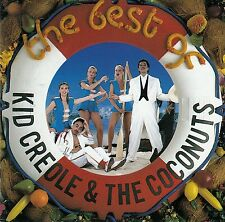 KID CREOLE & THE COCONUTS : THE BEST OF KID CREOLE & THE COCONUTS / CD - NEU