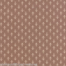 MODA Fabric ~ KINDRED SPIRITS ~ by Bunny Hill (2893 23) Brown - by 1/2 yard
