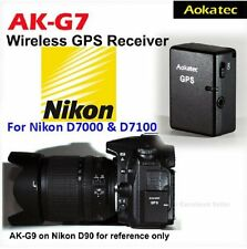 Aokatec AK-G7 Wireless GPS Receiver for Nikon D7000 D7100 D7200