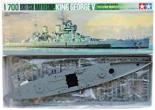 Tamiya 77525 1/700 British Battleship KING GEORGE V  from Japan
