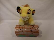 Disney Lion King Simba Plush Dreamy Stars Soother Night Light Star Projector