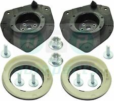 for RENAULT Scenic Mk2 Front Suspension Top Strut Mounts & Bearings (PAIR)