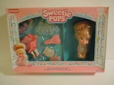 SUPER RARE & ADORABLE MINT VINTAGE BALLERINA 1986 Playskool Sweetie Pops # 1303