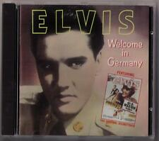 Elvis Presley CD - Welcome In Germany
