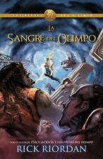La Sangre del Olimpo (Blood of Olympus): Heroes del Olimpo 5 (Spanish Edition)