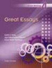 Great Writing 4: Great Essays, Keith S. Folse, April Muchmore-Vokoun, Elena Vest