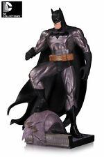 DC Collectibles Batman Metallic Mini Statue by Jim Lee New
