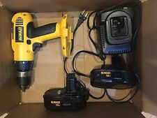 "DeWALT DW995 18V 1/2"" Cordless Compact  Drill Driver Tool Kit XRP"