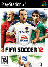 FIFA Soccer 2012 PS2 New Playstation 2