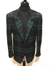 GIANNI VERSACE VINTAGE '80 Giacca Uomo Lana Wool Man Jacket Blazer Sz.XL - 52