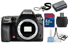 Pentax K-5 IIs Digital SLR Camera Body!! Bundle Kit!! New!!