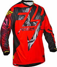 Fly Racing Lite Hydrogen Jersey MX ATV Thin Light Motocross MTB/BMX/UTV