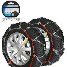 Snow chains KN90 Tüv/GS 9mm 205/55-16 225/60-14 195/70-15 205/65-15 215/60-15