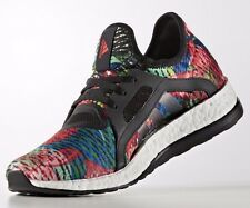 Women's Adidas Pure Boost X Rainbow BB4017 Running Shoes Size 8 NEW