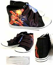 Marvel Captain America Civil War Little Kid Hi-Cut Sneaker(US: 1) - NWT