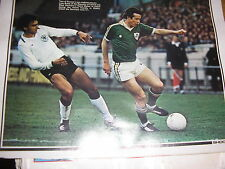 germany v republic of ireland + eire muller brady oleary arsenal x 3