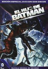 SON OF BATMAN (DC Animated Movie) -  DVD - PAL Region 2 - New