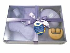 Scholl Weekend Retreat Home Spa Set,Hot Stones,Candle,Massager,Eye Mask