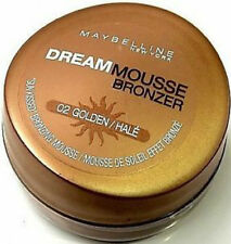 Maybelline Dream Mousse Bronzer- 02 Golden / Hale