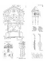 Cuckoo clock, 150 Patents, 1000 Pages