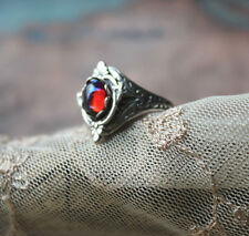 Dragon's Breath Fire Opal Ring the Enchanted Forest design SALE