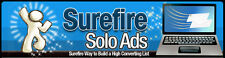 Discover How to Build a Profitable List from Solo Ads- Videos on 1 CD