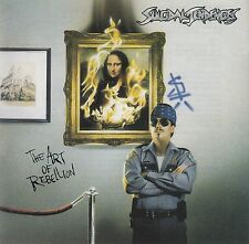 SUICIDAL TENDENCIES : THE ART OF REBELLION / CD - NEUWERTIG