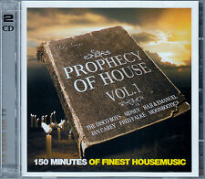 Prophecy of House Vol. 1/2 CD-SET-NUOVO