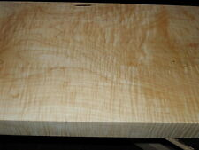 "8/4 EXTREME CURLY TIGER HARD SUGAR MAPLE lumber 33"" x 10""x 1 7/8+"""