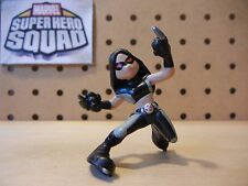 Marvel Super Hero Squad RARE X-23 Laura Kinney - Girl from Wolverine Logan Movie