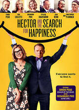Hector and the Search for Happiness (DVD, 2015) NEW SEALED, SKU 1300