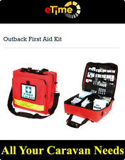 Outback First Aid Kit Caravan Marine Motorhome Car Safety