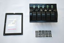 5 Switch Electrical Marine Control Panel