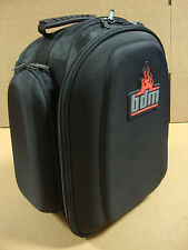 BIG DOG MOTORCYCLES FLAME LOGO SISSYBAR BAG TRAVEL BAG LUGGAGE BAG BACKPACK