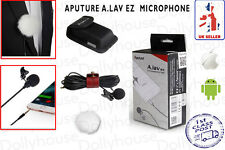 Aputure a.lav ez omni directional mic for android iPhone fit smartphone tablet
