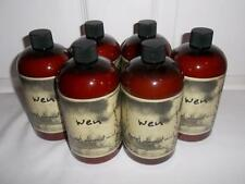 Wen Cleansing Conditioner Shampoo 6 x 16oz SWEET ALMOND MINT Chaz Dean