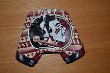 FLORIDA STATE FSU NIKE FOOTBALL GAME WORN GLOVES SIZE XXL VAPOR JET 3.0