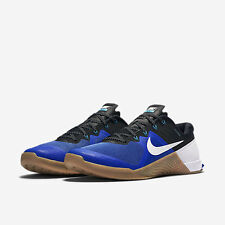 NEW MENS NIKE METCON 2 CROSSFIT TRAINERS UK SIZE 11.5 GYM RUNNING BLACK 81989948