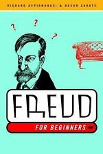 Freud for Beginners by Richard Appignanesi and Oscar Zarate (2003, Paperback)