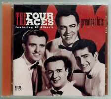 The FOUR ACES Greatest Hits - CD - Three Coins In Fountain / Tell Me Why 16 more