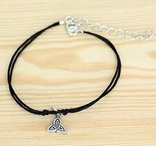 Armband - Baumwolle  - Celtic -   keltische Dreifaltigkeit