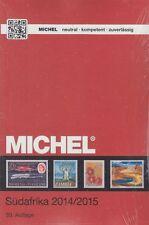 Michel - Übersee Katalog Band 6, Teil 2, Südafrika 2014/2015 39. Auflage