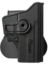 Z1110 IMI Defense roto Funda de Mano Derecha Negro Sig Sauer P250 Compacto-U