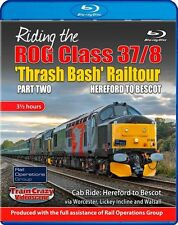 Riding the ROG Class 37/8 'Thrash Bash' Railtour: Part Two - Hereford to Bescot