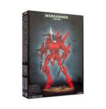 Warhammer 40K: Eldar Wraithknight NEW